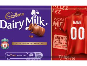 Cadbury cautiva a los fanáticos del futbol con HP Indigo