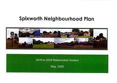 Spixworth Neighbourhood Plan Referendum Date