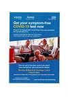 GET YOUR FREE SYMPTOM-FREE COVID-19 TEST NOW AT SPIWORTH VILLAGE HALL