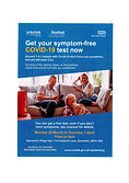 GET YOUR FREE SYMPTOM-FREE COVID-19 TEST NOW AT SPIWORTH VILLAGE HALL