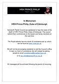 HRH PRINCE PHILIP 1921-2021
