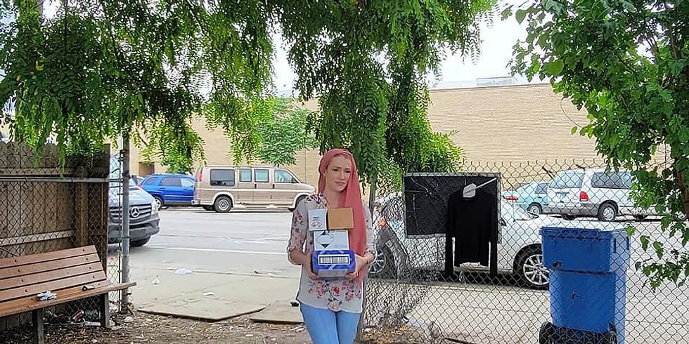 June Homeless Event