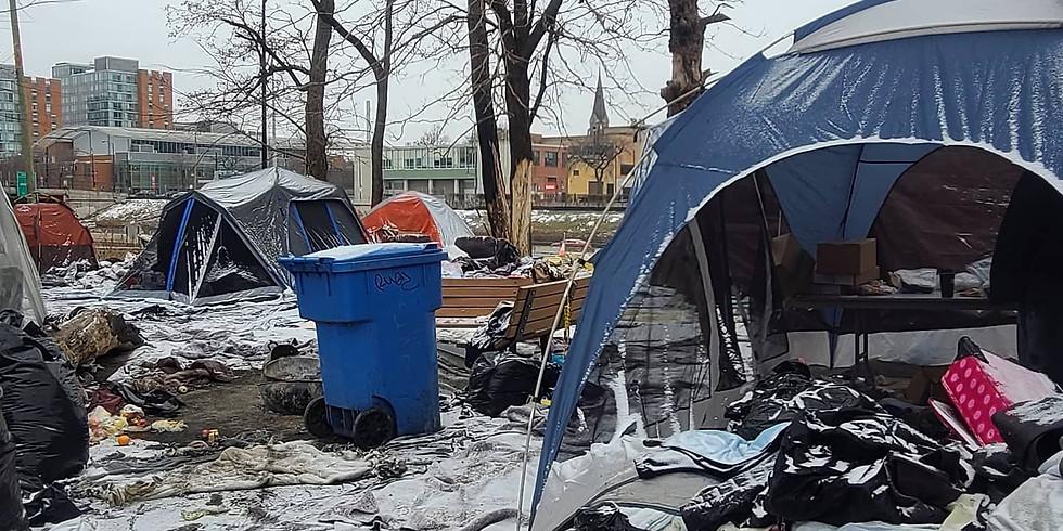 2021 - January Homeless Event