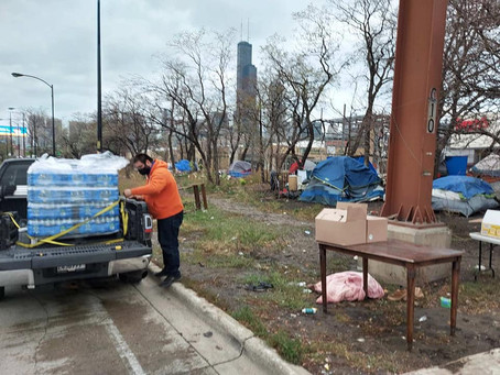 29th Homeless Outreach