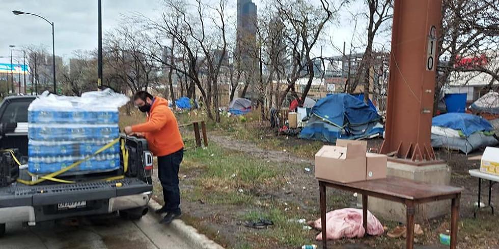 November Homeless Outreach