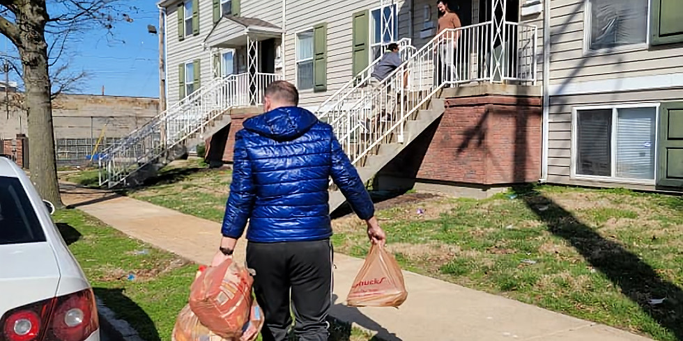 March Refugee Outreach- St. Louis
