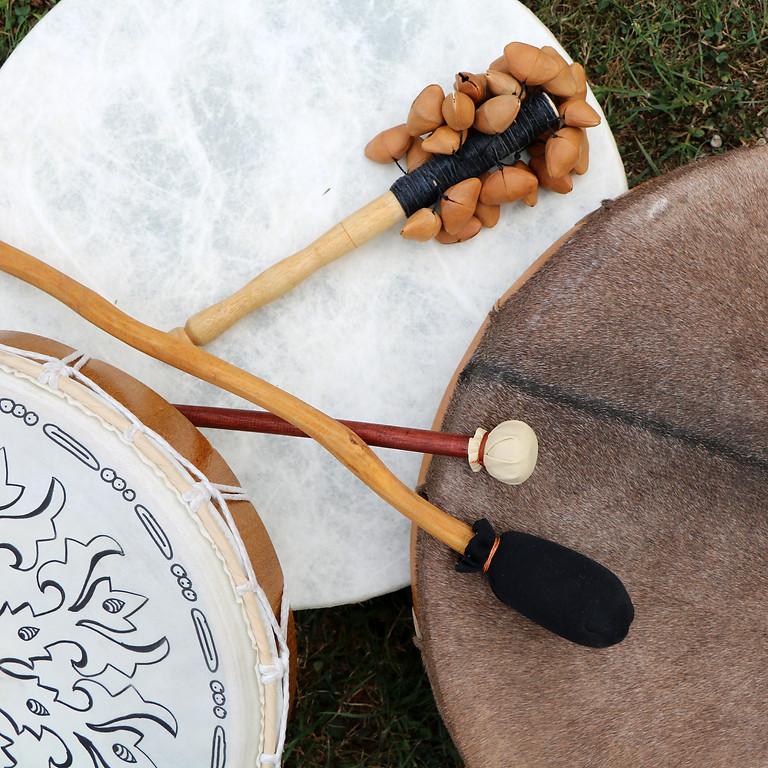Full Moon and New Moon Shamanic Drumming Circles