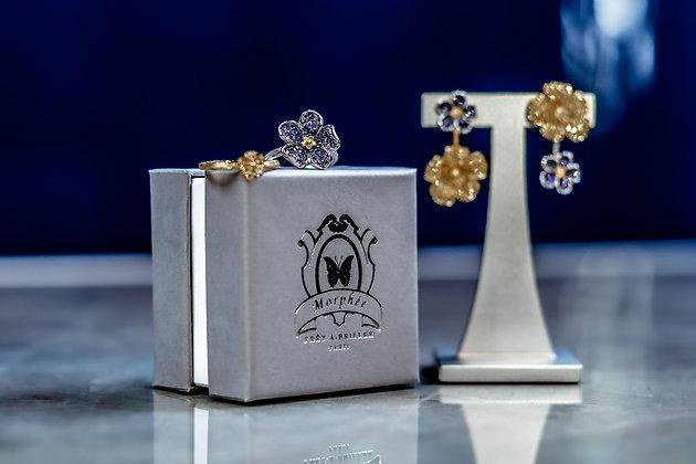 Coffret Cadeau Bouton D'or & Ne-M'Oubliez-Pas