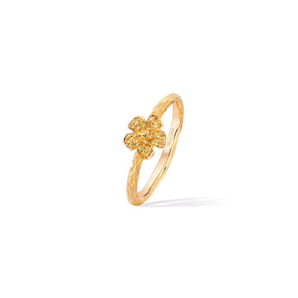 buttercup small flower ring