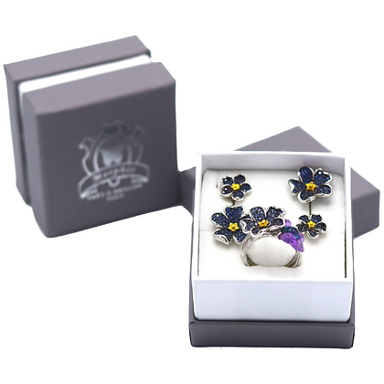 Forget-Me-Not Gift Set