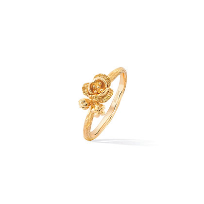 buttercup blossom ring