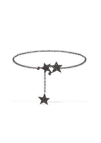 Adjustable Black Bracelet