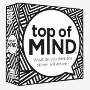 Top of Mind  - Board Game