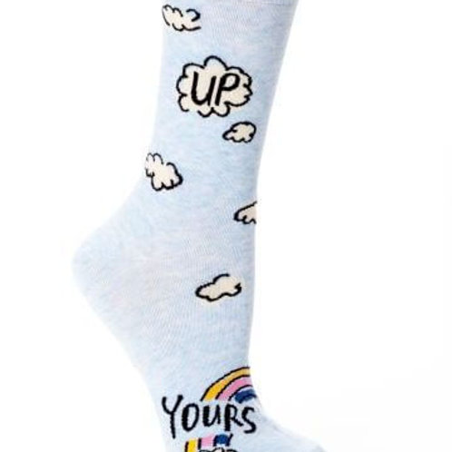 Up Yours - Socks