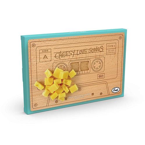 Cheesy Long Songs Cheese board