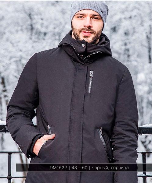 зимняя мужская куртка, парка Scanndi finland DM1622
