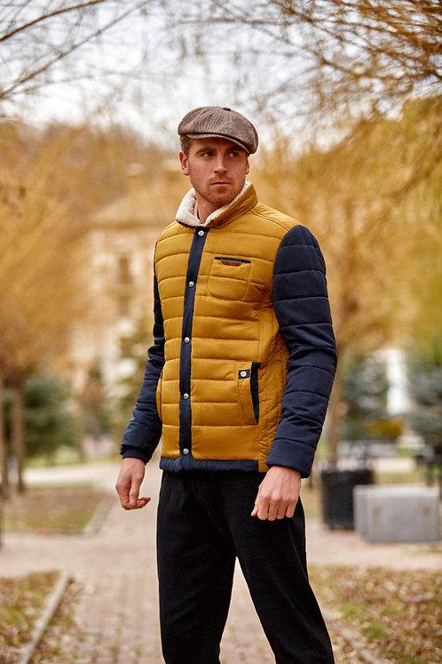 Куртка Scanndi finland CM2925_ (желтый)