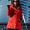 Куртка Scanndi finland DW19032b (красный)