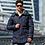 Куртка Scanndi finland DMS19205 (темно-синий)