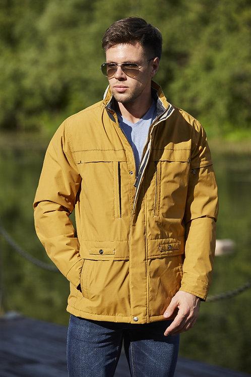 Куртка Scanndi finland CM29236_ (горчица)