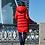 Пальто Scanndi finland DW19030 (красный)