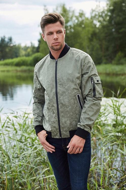 Осенняя мужская финская куртка Scanndi finland BM2875  тундра
