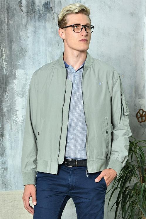 Мужская весенняя хлопковая куртка, бомбер Scanndi Finland BM29005