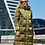 Пальто Scanndi finland DW19342 (хаки)