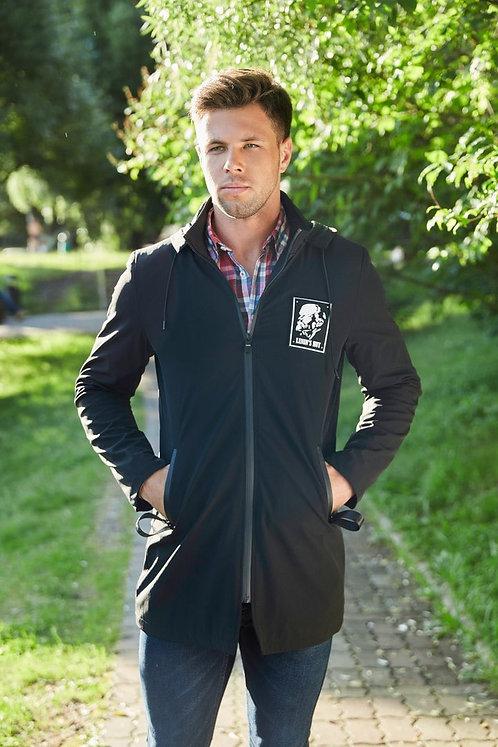 Мужская осенняя финская куртка Scanndi finlnd BM2859a черный