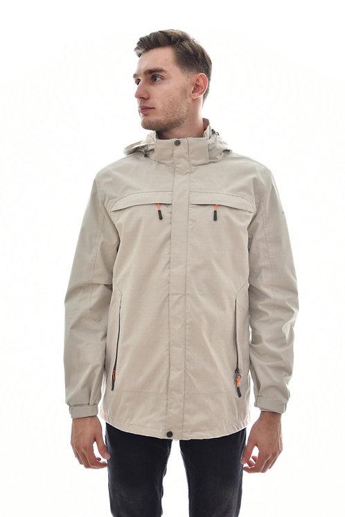 Мужская весенняя хлопковая куртка, бомбер Scanndi Finland BM29013