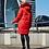 Куртка Scanndi finland DW19048 (красный)