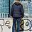 Куртка Scanndi finland DM19001b (темно-синий)