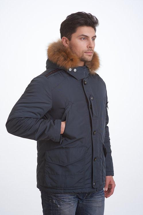 мужская зимняя куртка, аляска scanndi finland DM181
