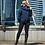 Куртка женская Scanndi finland DW19136 (темно-синий)
