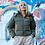 Женская зимняя куртка Scanndi finland DW19086 (хаки)