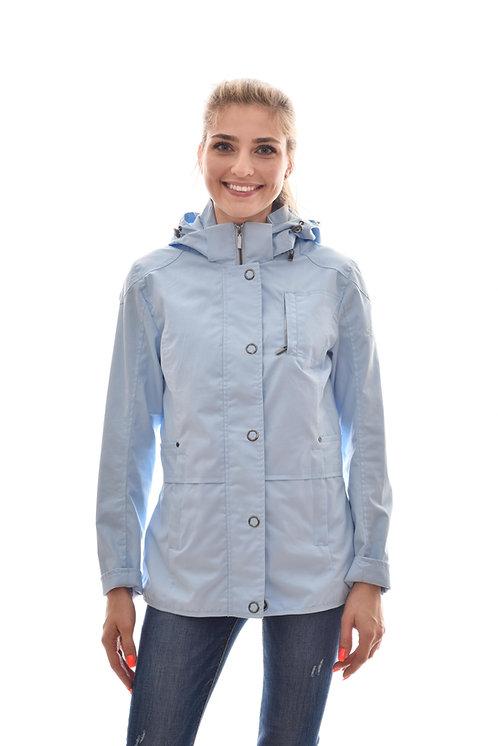 Хлопковая куртка, бомбер Scanndi Finland BW29002 (светло-голубой)