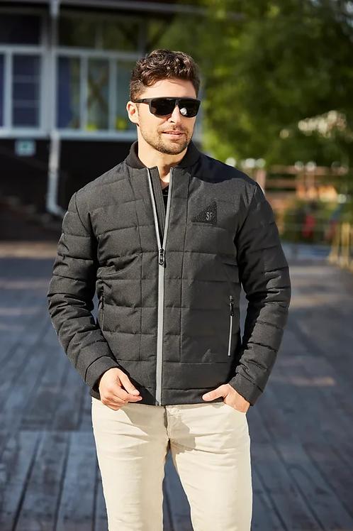 Куртка, бомбер Scanndi Finland DM29021 (черный)