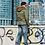 Мужская зимняя куртка Scanndi finland DM19001b (хаки)
