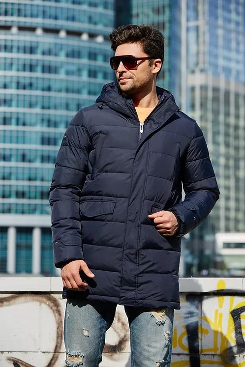 Куртка Scanndi finland DM19003 (темно-синий)