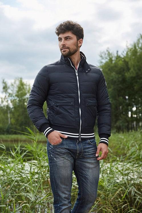 Мужская осенняя куртка Scanndi finland CM2879 черный