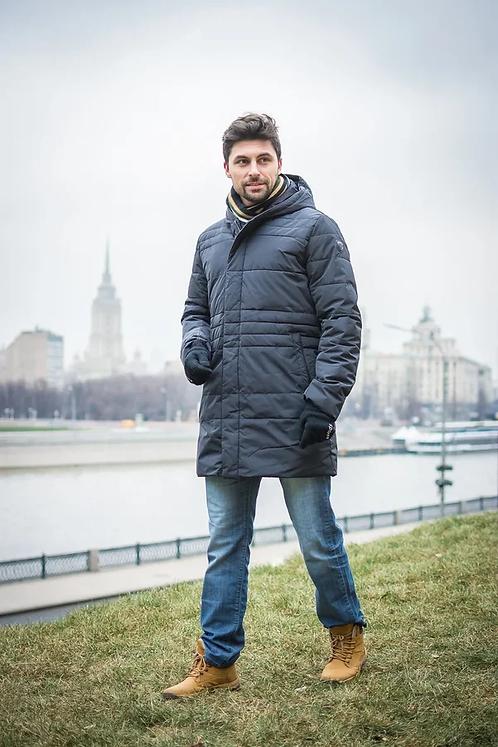 Мужская финская удлиненная куртка Scanndi finland DM19020