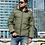 Куртка Scanndi finland DM19001b (хаки)