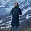 Thumbnail: Удлинённый пуховик Scanndi finland DW19112