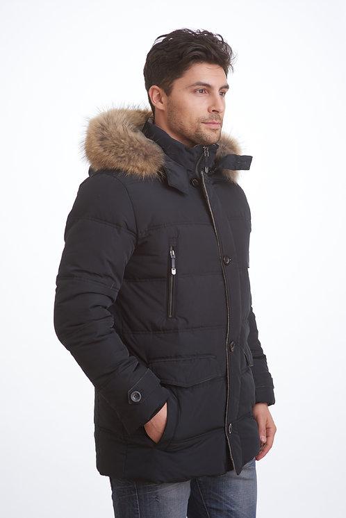 мужская зимняя куртка, аляска Scanndi Finland DM1802