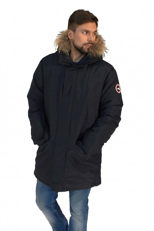 Мужская зимняя финская куртка Scanndi finland DM19043