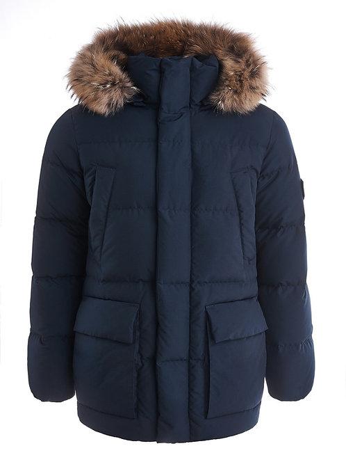Куртка Scanndi Finland DM19345 (темно синий)