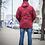 Финская куртка Scanndi finland DM2021 (красный)