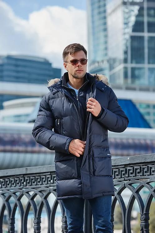 Подростковое пальто Scanndi finland DT19021a
