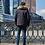 Мужская зимняя куртка Scanndi finland DM19085 (черный)