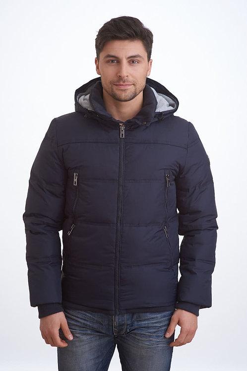 Зимняя мужская финская куртка Scanndi finland DM19001a